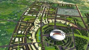 Projet d'aménagement de la périphérie nord de Libreville (Gabon)