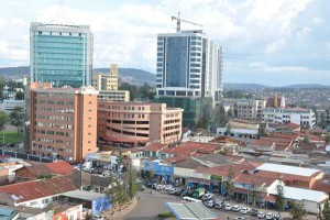 La ville de Kigali au Rwanda © rwandaeye.com