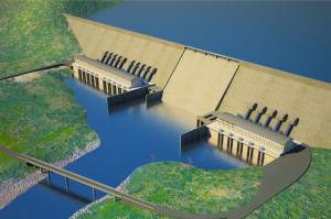 Le grand barrage hydroélectrique de la renaissance (Ethiopie)