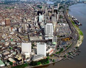 La ville de Lagos (Nigeria) - © afroconceptnews.com