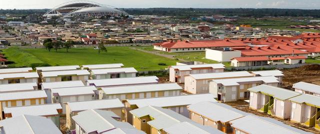 Gabon : Les politiques de l'habitat et du logement en question