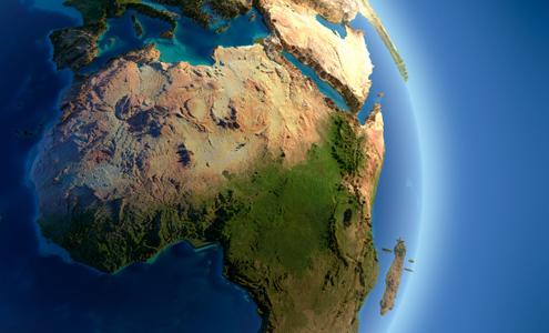 La dette des pays d'Afrique en proportion de leur richesse nationale