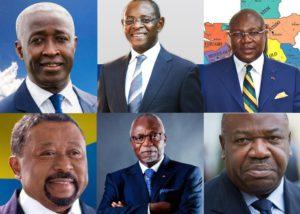 Les principaux candidats à l'élection présidentielle de 2016
