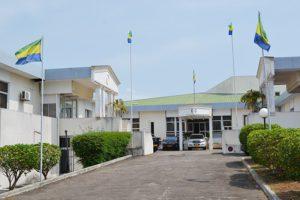 Ministere de la fonction publique Gabon